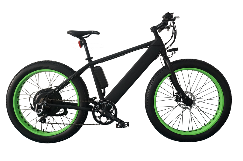 Fat Electric Bike 500w with hidden battery