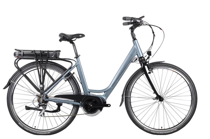 250w Electric Bicycle, 8FUN middle motor, C05
