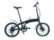 250w Lightest Folding Electric Bike, F02