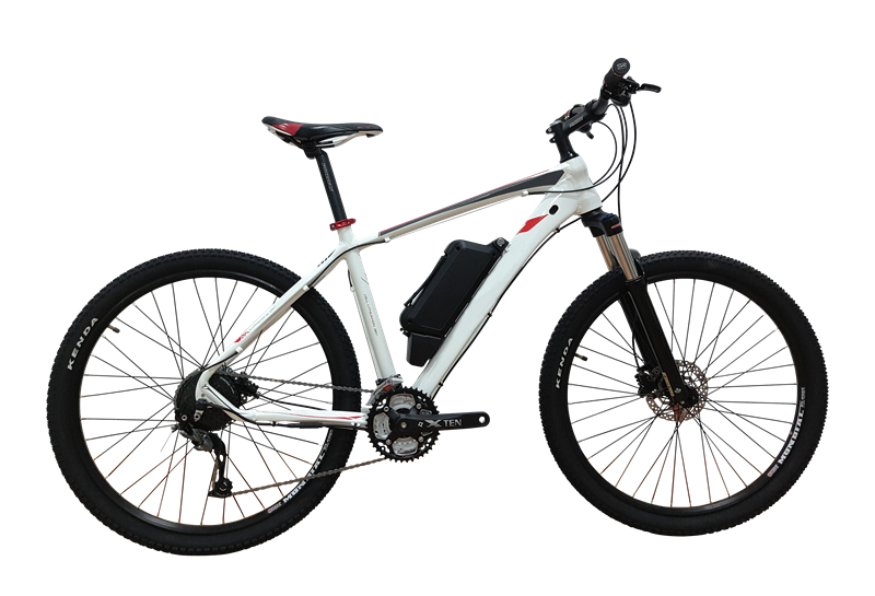 "27.5"" Mountain Electric Bicycle, M07"