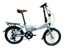 20 inch Hidden Battery Folding Electric Bicycle, F03