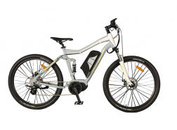 Mountain E-Bike, 8FUN Centre motor, M10