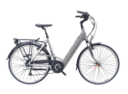 Urban E-Bike with hidden battery, C09