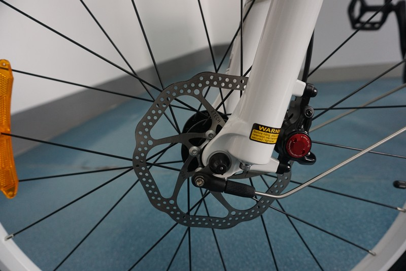 Front hydraulic disc brake