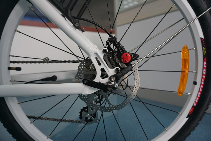 Rear hydraulic disc brake