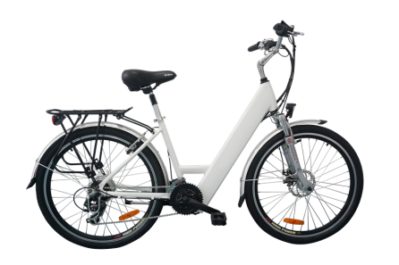 Urban Electric Bicycle with hidden battery, C20