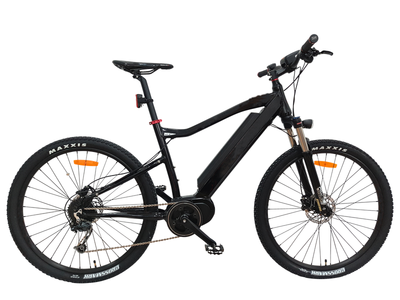 250w Mountain Electric Bike with 8FUN centre motor, M04