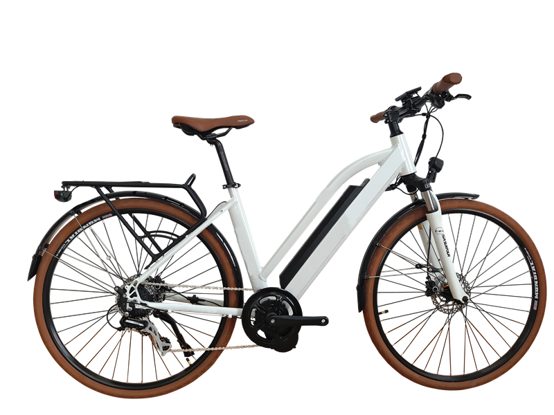 250w/350w City Electric Bike with 8FUN Centre motor, C01