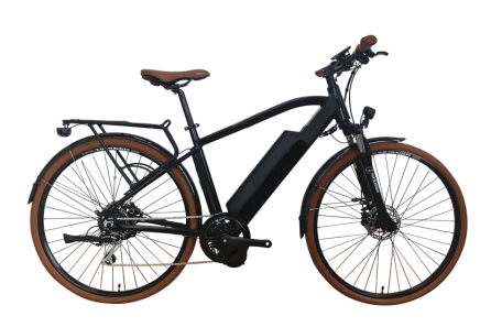 "28"" Mountain Electric Bike, M06"