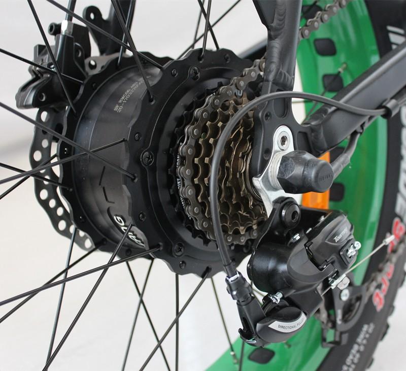 8fun rear motor