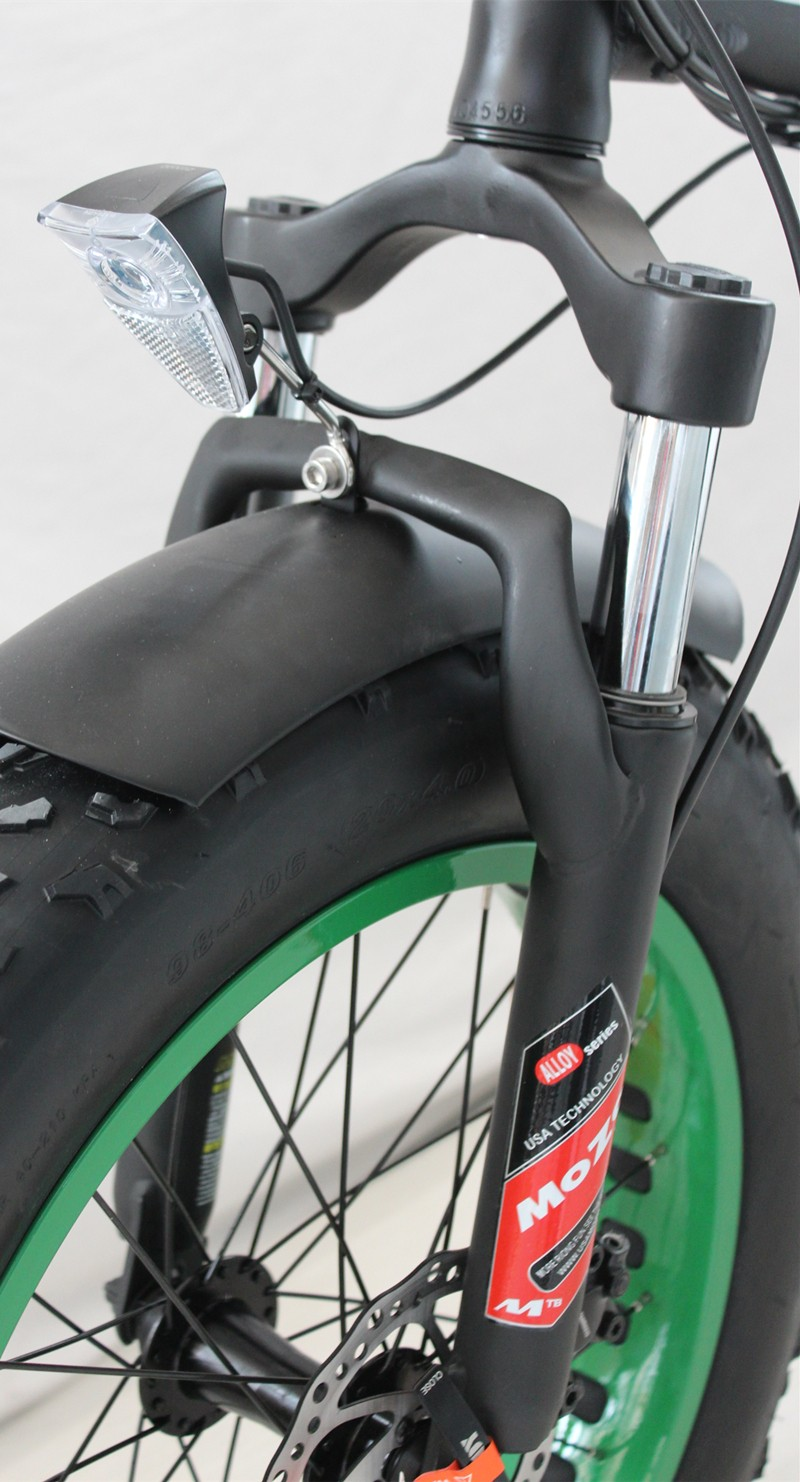 Suspension front fork