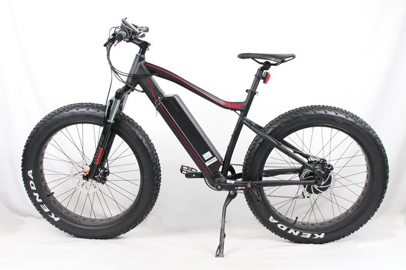 48V 500W Electric Fat Tire Bike, FAT07