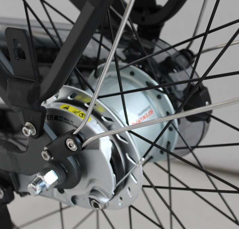 Shimano Nexus-8 speed