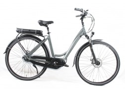 Urban Electric Bicycle with EN15194, 8FUN centre motor, C12