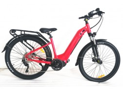 Bafang Max Mid Drive Electric Bike with hidden battery, C30