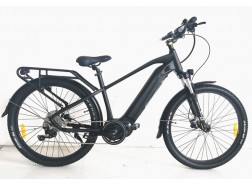 Mountain Electric Bicycle with hidden battery, M20