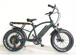 Retro FAT Electric Bike, FAT21