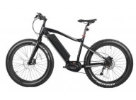 Have A Glimpse Of Latest Electric Fat Tire Bike