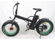 Why are fat tire electric bikes liked by most users?